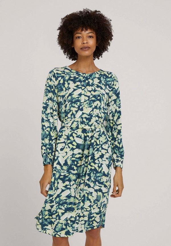 женское платье tom tailor