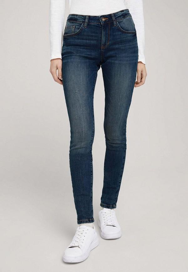 женские джинсы скинни tom tailor