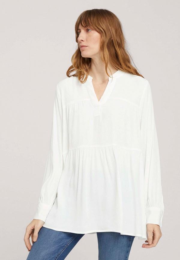 женская блузка tom tailor