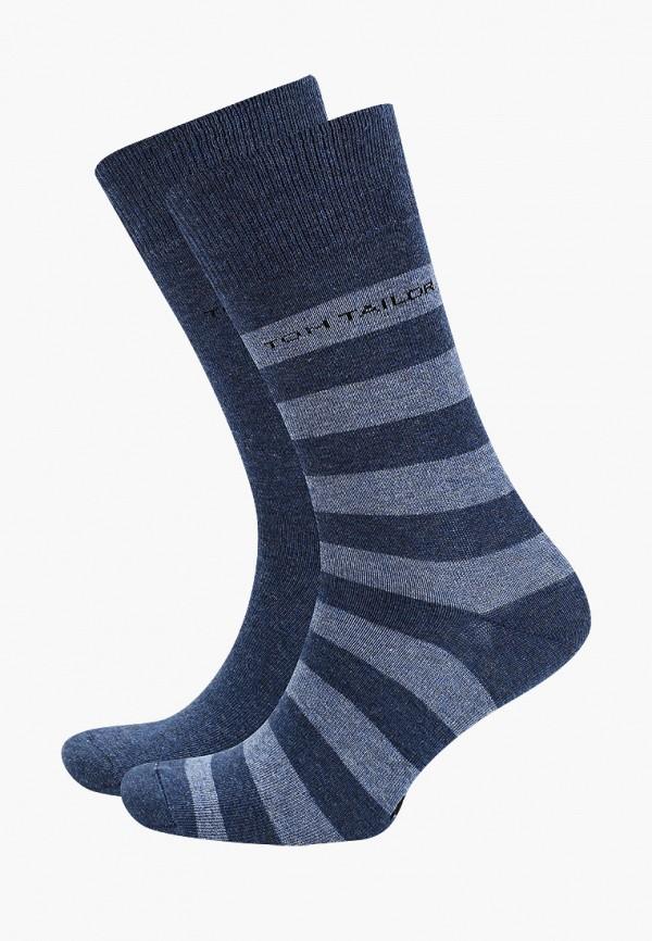 мужские носки tom tailor, синие