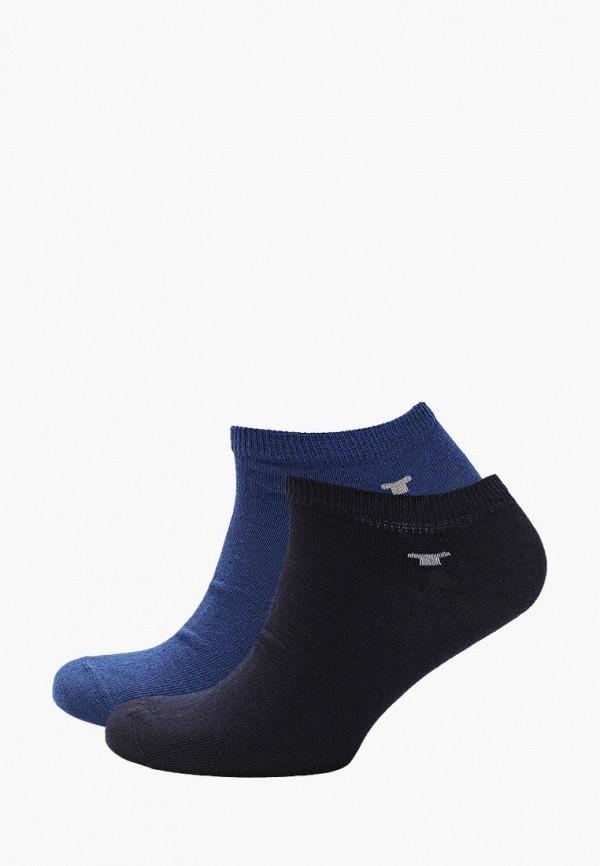 женские носки tom tailor, синие