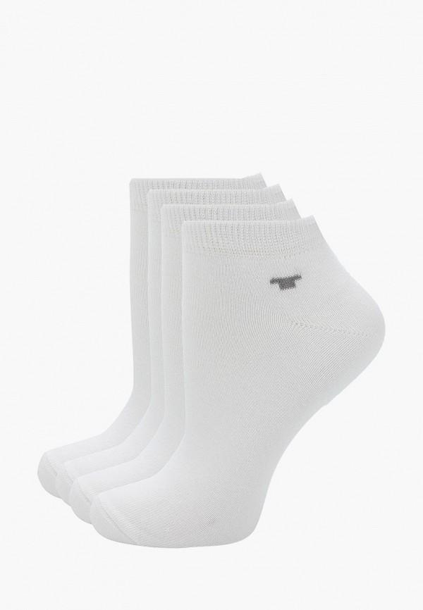 женские носки tom tailor, белые