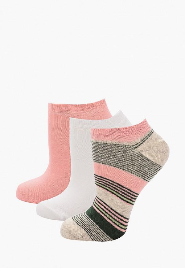 женские носки tom tailor, разноцветные