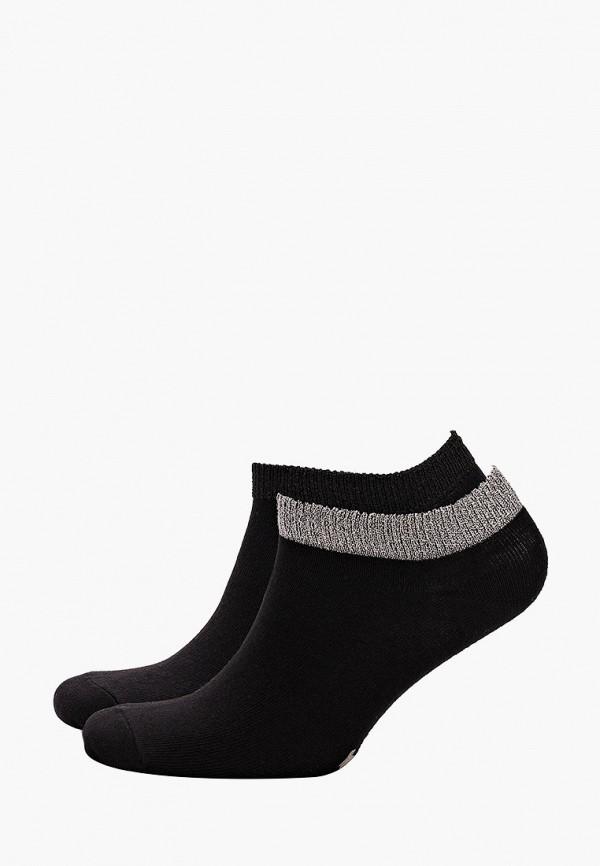 женские носки tom tailor, черные