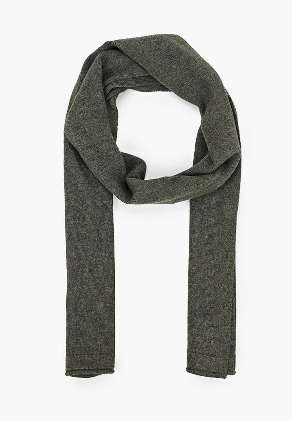 мужской шарф tom tailor, хаки