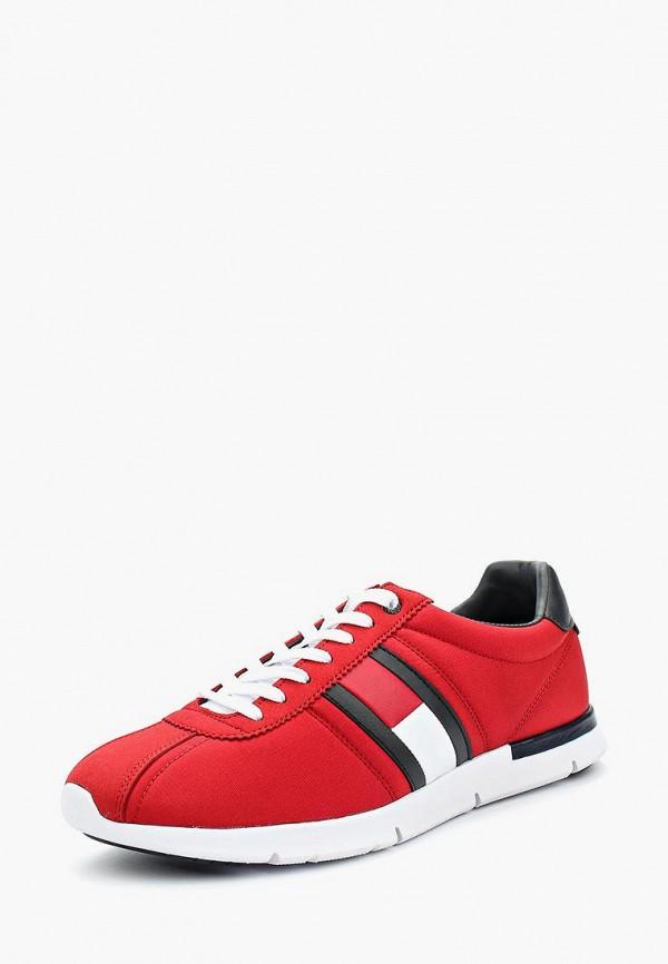 Купить Мужские кроссовки Tommy Hilfiger красного цвета