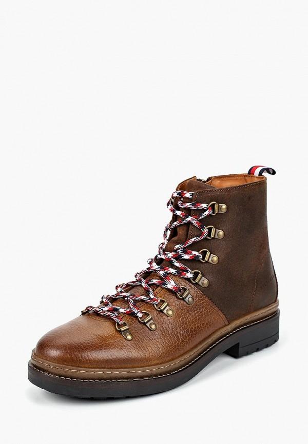 Ботинки Tommy Hilfiger Tommy Hilfiger TO263AMBHPR3 ботинки tommy hilfiger fw0fw01555 403 midnight