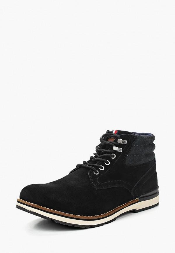 Купить Ботинки Tommy Hilfiger, to263ambhpu2, черный, Осень-зима 2018/2019