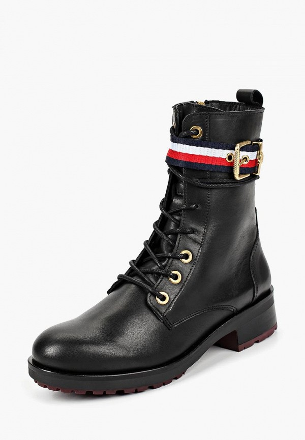 Ботинки Tommy Hilfiger Tommy Hilfiger TO263AWBHQP1 ботинки tommy hilfiger fw0fw01555 403 midnight