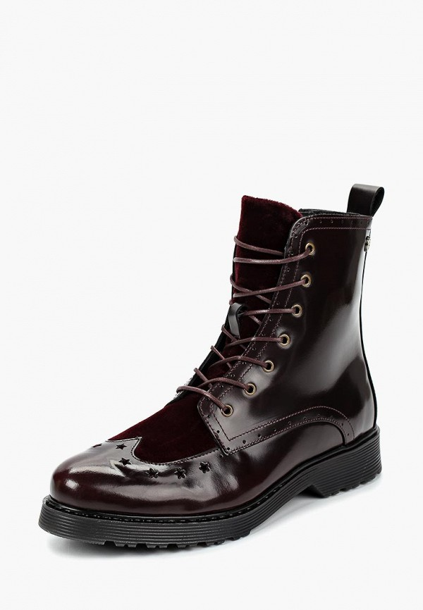 Ботинки Tommy Hilfiger Tommy Hilfiger TO263AWBHQS6 ботинки tommy hilfiger fw0fw01555 403 midnight