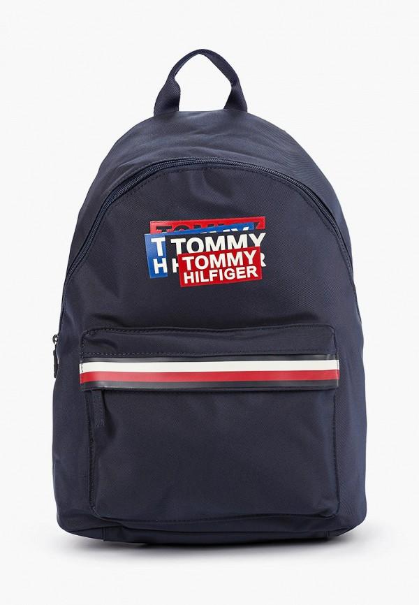 рюкзак tommy hilfiger для мальчика, синий