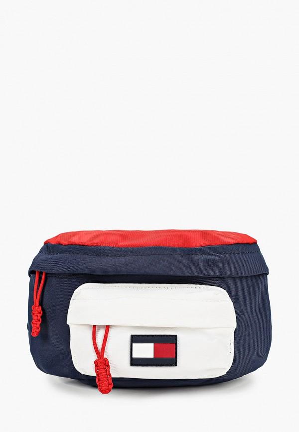 сумка tommy hilfiger малыши, разноцветная