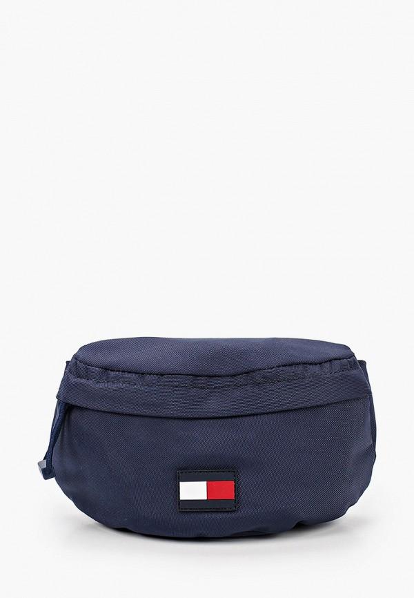 сумка tommy hilfiger малыши, синяя