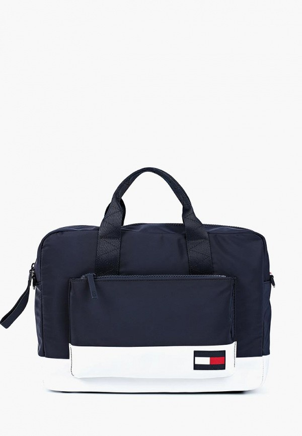 Сумка Tommy Hilfiger Tommy Hilfiger TO263BMBHQW7 сумка tommy hilfiger am0am03234 413 tommy navy