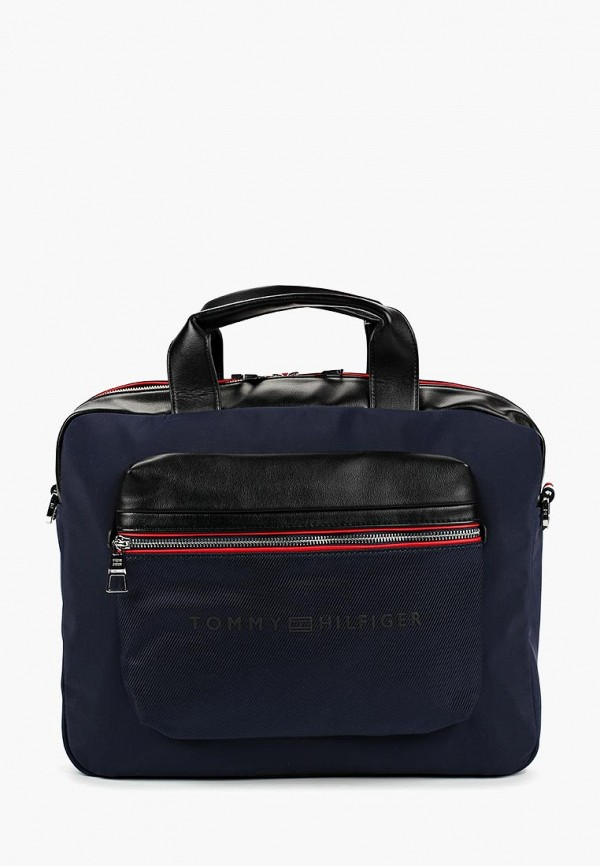 Сумка Tommy Hilfiger Tommy Hilfiger TO263BMDDZI1 сумка tommy hilfiger am0am03234 413 tommy navy