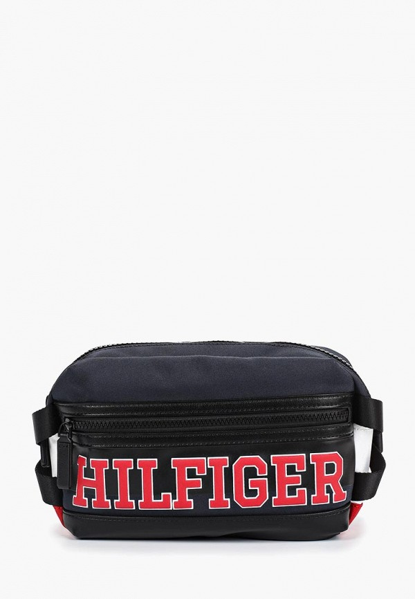 Сумка поясная Tommy Hilfiger Tommy Hilfiger TO263BMEKBQ6 поло tommy hilfiger tommy hilfiger to263embhpz3