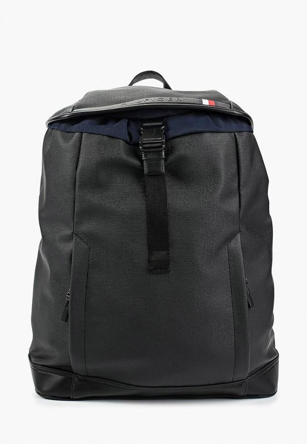 Купить Рюкзак Tommy Hilfiger, to263bmfirx1, черный, Осень-зима 2019/2020