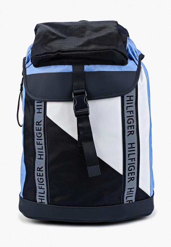 Купить Рюкзак Tommy Hilfiger, to263bmfirx3, разноцветный, Осень-зима 2019/2020
