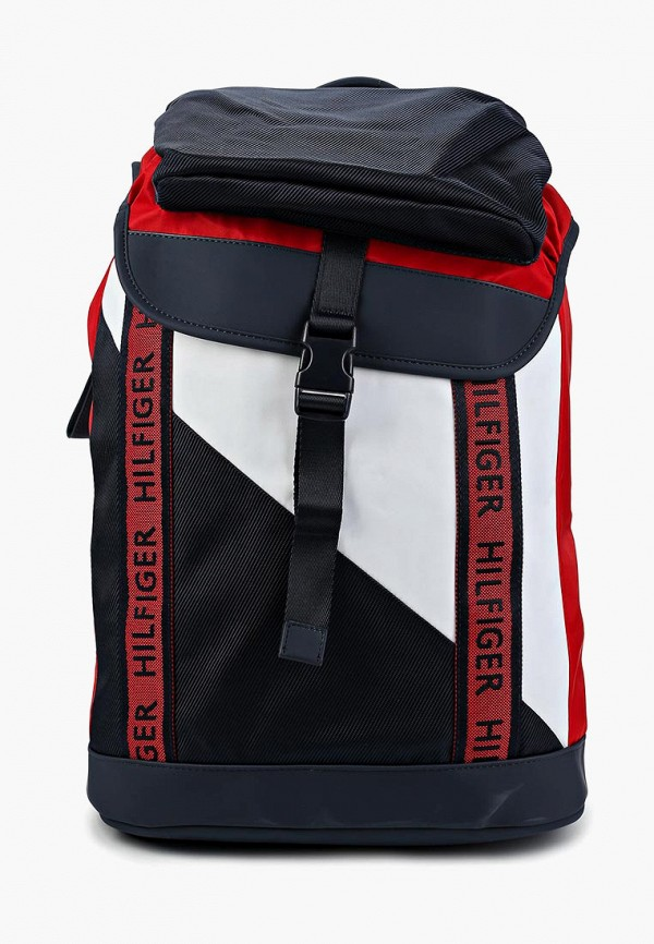 Купить Рюкзак Tommy Hilfiger, to263bmfirx4, разноцветный, Осень-зима 2019/2020