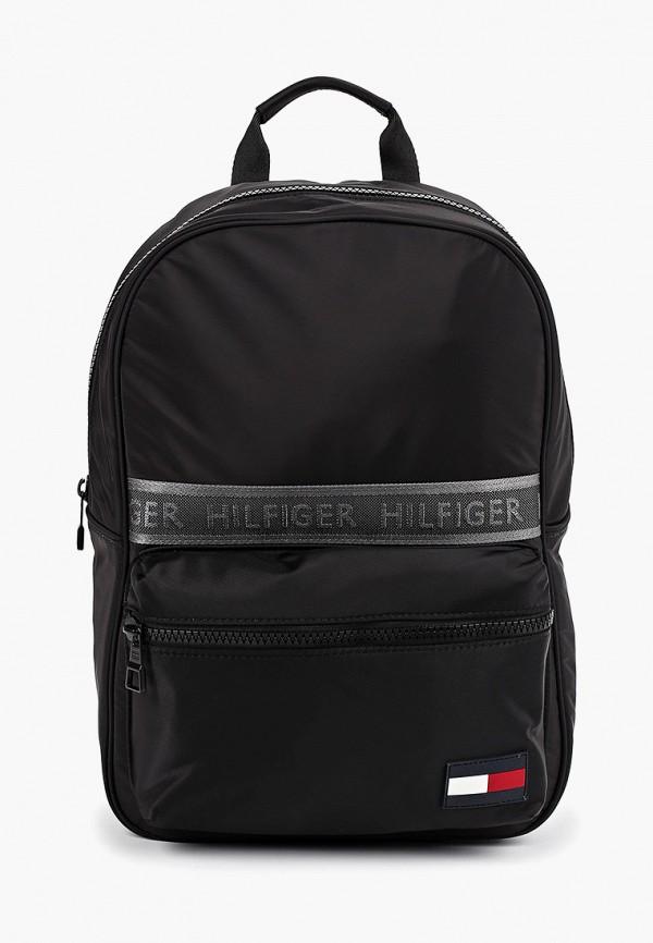 Купить Рюкзак Tommy Hilfiger, to263bmfirx8, черный, Осень-зима 2019/2020