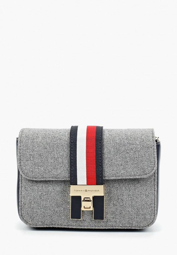 Сумка Tommy Hilfiger Tommy Hilfiger TO263BWBWEK8 сумка tommy hilfiger aw0aw04335 002 black