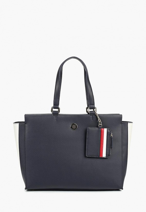 Сумка Tommy Hilfiger Tommy Hilfiger TO263BWDDZU6 сумка tommy hilfiger aw0aw04335 002 black