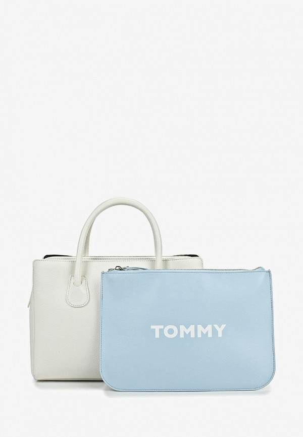 Сумка Tommy Hilfiger Tommy Hilfiger TO263BWEKBW3 сумка tommy hilfiger tommy hilfiger to263bwaigj5