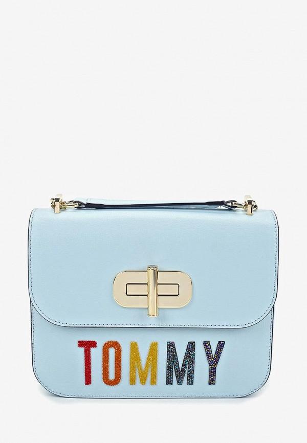 Сумка Tommy Hilfiger Tommy Hilfiger TO263BWEKCD0 цена и фото