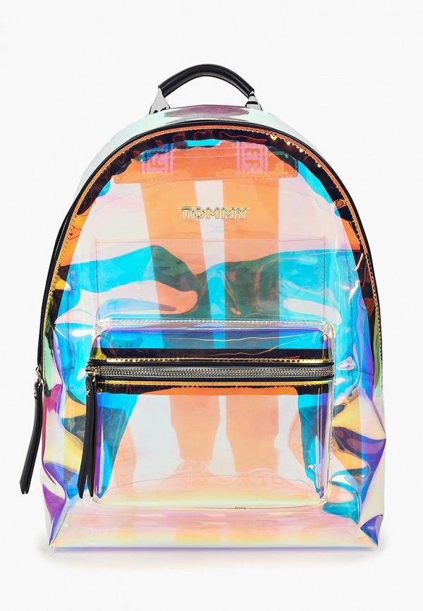Купить Рюкзак Tommy Hilfiger, to263bwekcf0, разноцветный, Весна-лето 2019