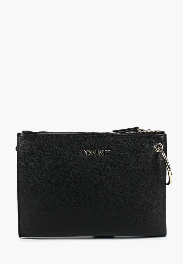 Сумка Tommy Hilfiger Tommy Hilfiger TO263BWFISF9 цена и фото