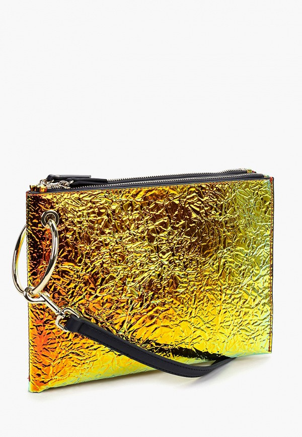Фото 2 - женскую сумку Tommy Hilfiger разноцветного цвета