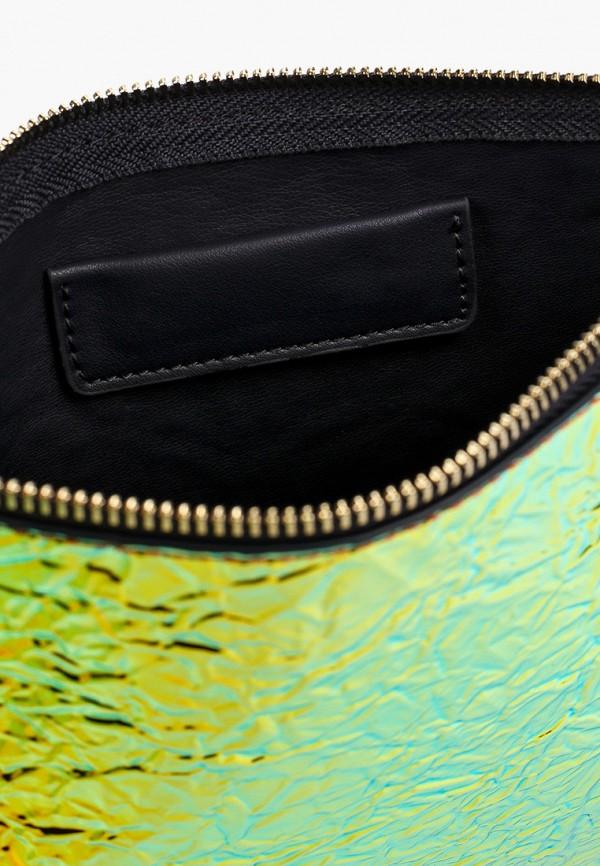 Фото 4 - женскую сумку Tommy Hilfiger разноцветного цвета