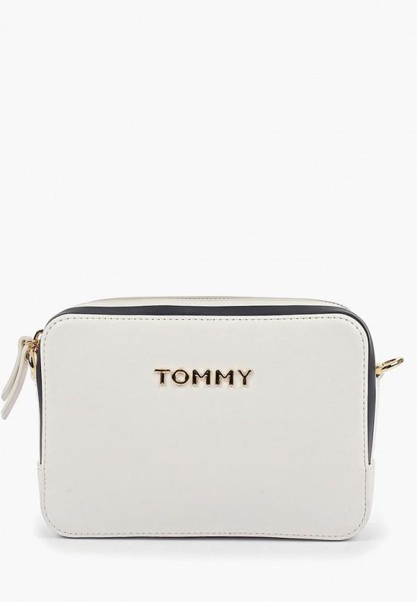 Сумка Tommy Hilfiger Tommy Hilfiger TO263BWFISH5 цена и фото