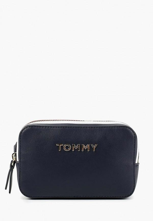 Сумка поясная Tommy Hilfiger Tommy Hilfiger TO263BWFISH8 цена и фото