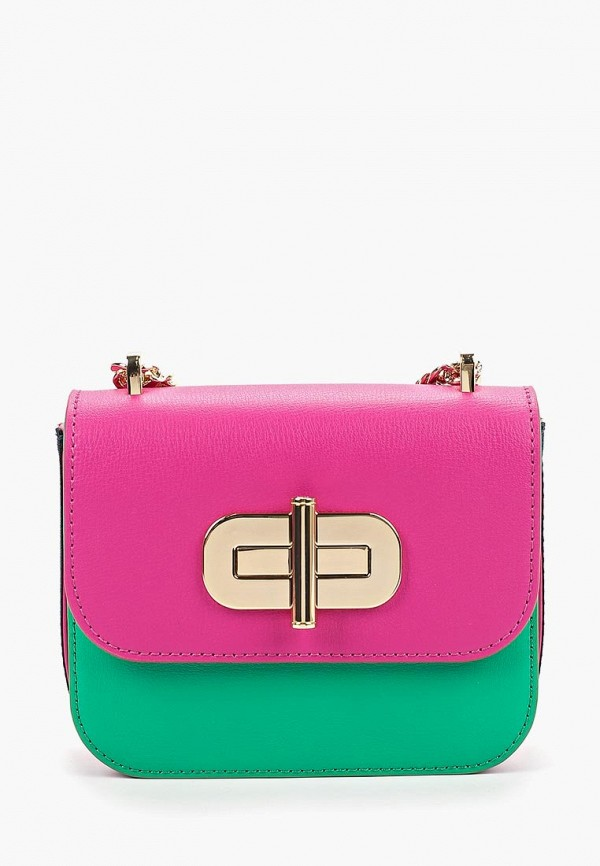 женская сумка tommy hilfiger, разноцветная