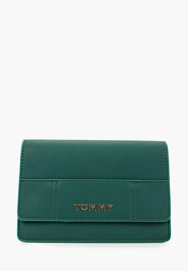 Сумка Tommy Hilfiger Tommy Hilfiger TO263BWFXKV4 цена и фото