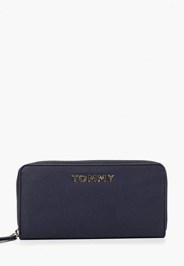 Кошелек Tommy Hilfiger Tommy Hilfiger TO263BWFXLB2 цена