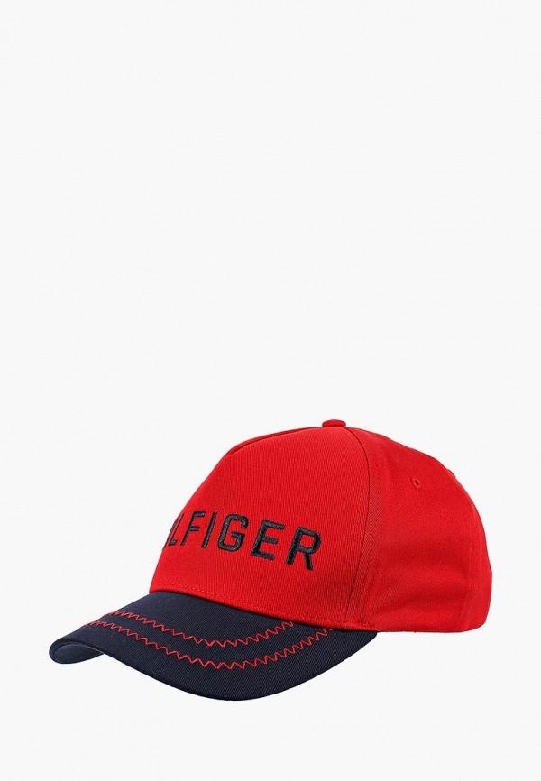 Бейсболка Tommy Hilfiger Tommy Hilfiger TO263CMBHRC3 поло tommy hilfiger tommy hilfiger to263embhpz3