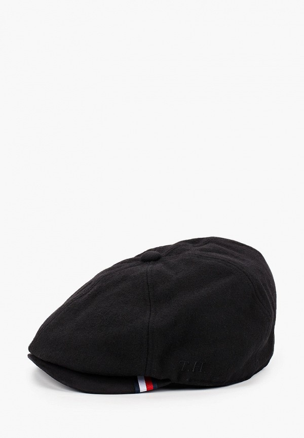 мужская кепка tommy hilfiger, черная
