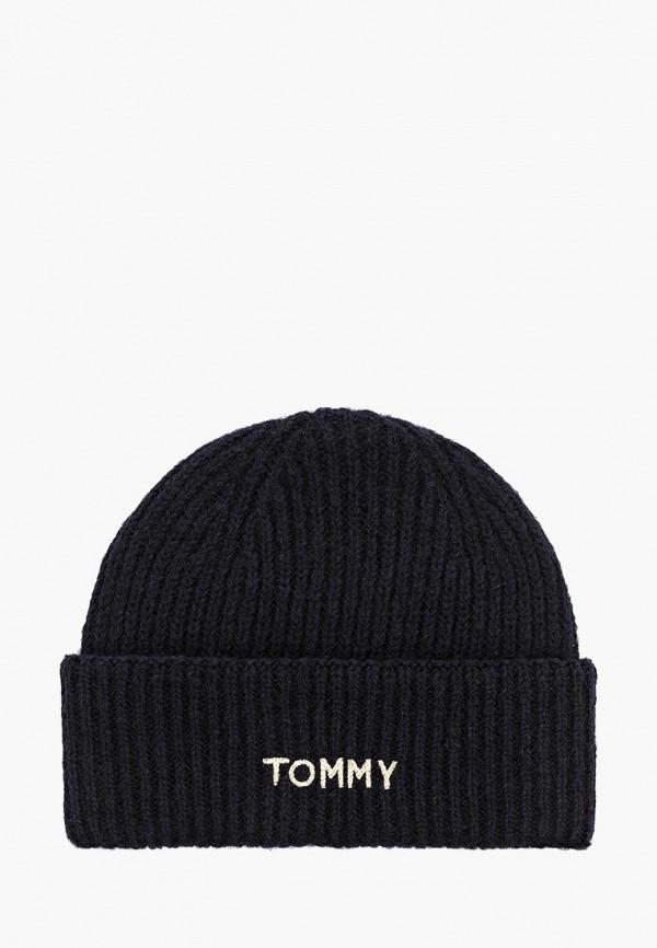 Шапка Tommy Hilfiger Tommy Hilfiger TO263CWFXLL0 недорго, оригинальная цена