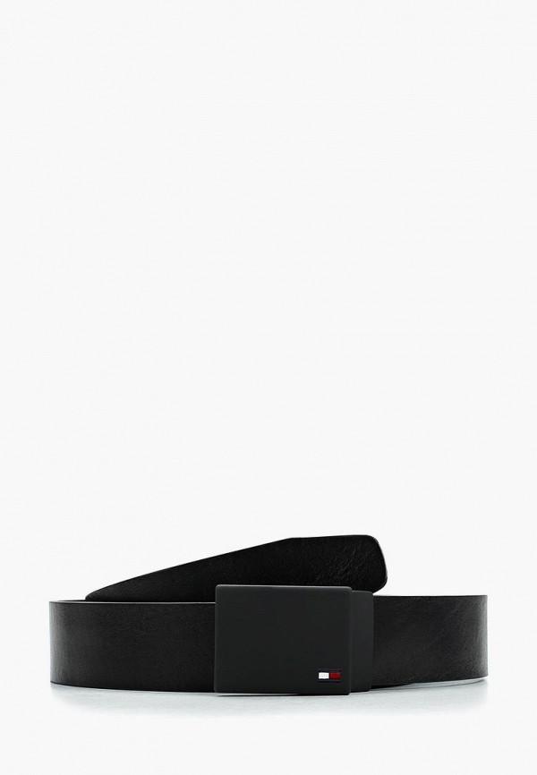 Купить Ремень Tommy Hilfiger черного цвета