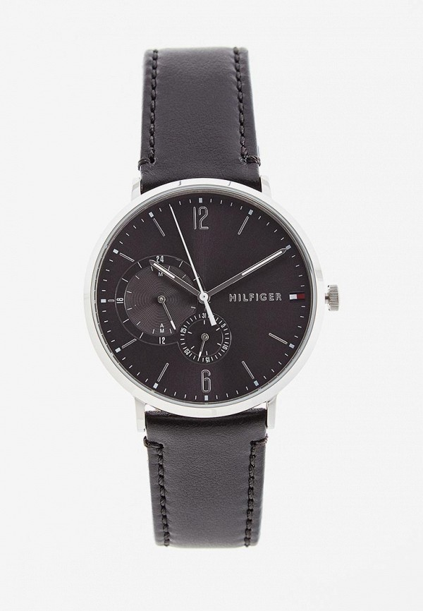 мужские часы tommy hilfiger, черные