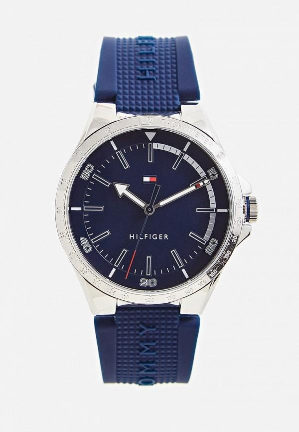 мужские часы tommy hilfiger, синие