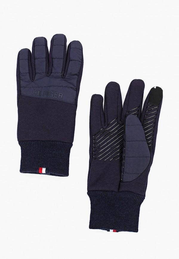 Перчатки Tommy Hilfiger Tommy Hilfiger AM0AM06588 синий фото