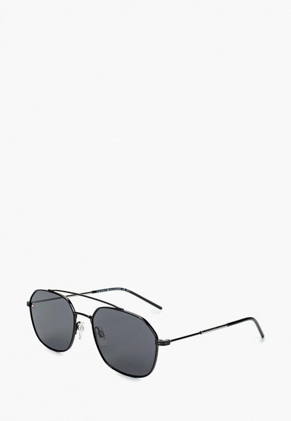 женские солнцезащитные очки tommy hilfiger, черные