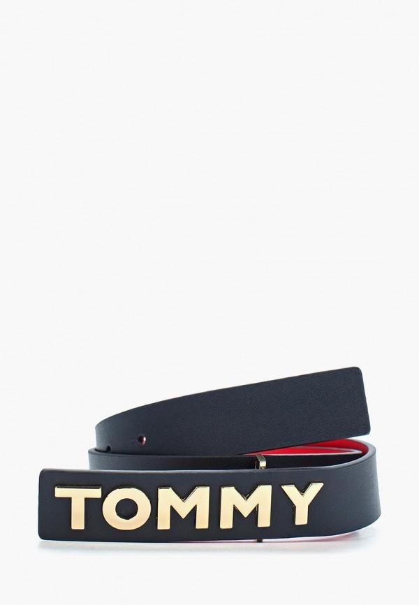 Ремень Tommy Hilfiger Tommy Hilfiger TO263DWAIGR0 поло tommy hilfiger tommy hilfiger to263embhpz3