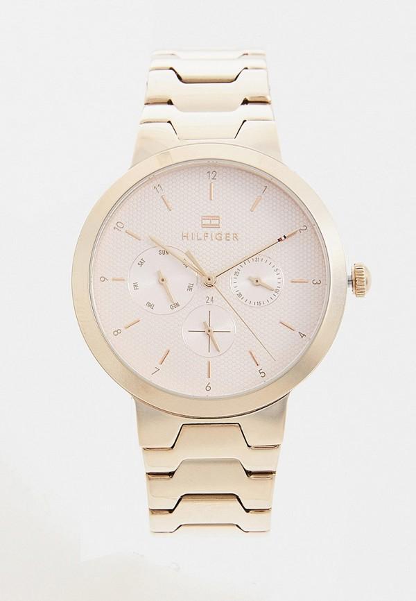 цена Часы Tommy Hilfiger Tommy Hilfiger TO263DWHDCD8 онлайн в 2017 году
