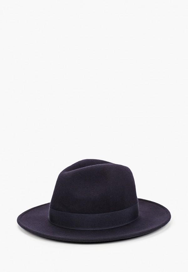 женская шляпа tommy hilfiger, синяя