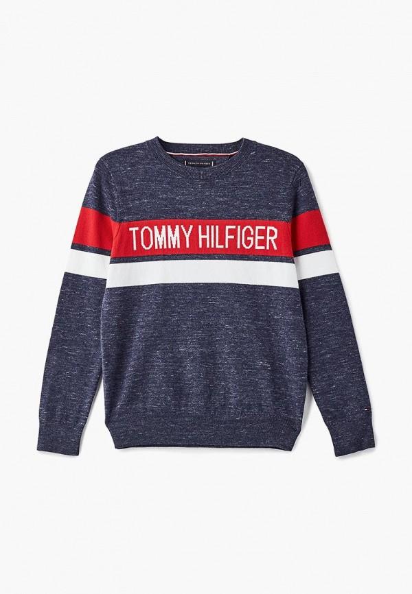 Джемпер Tommy Hilfiger Tommy Hilfiger TO263EBCCBX8 джемпер tommy hilfiger tommy hilfiger to263ewbich9