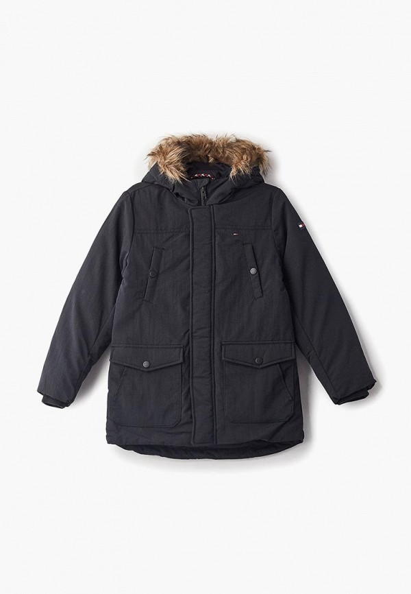 Куртка утепленная Tommy Hilfiger Tommy Hilfiger TO263EBCCBZ0 цены онлайн
